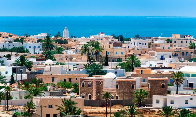 Лучшие курорты Туниса (о. Джерба)