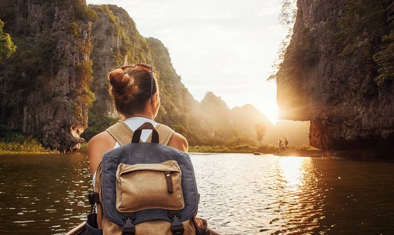 Путешествия - радость новых впечатлений