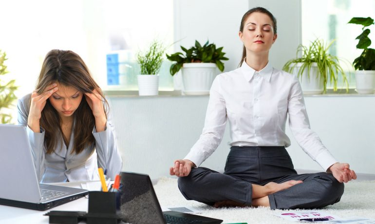 Стресс, мысли и эмоции под контролем