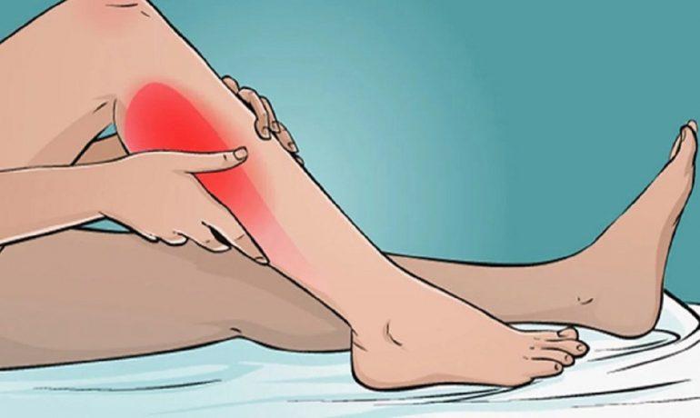 Что делать если свело ногу. 3 приема которые спасают жизни