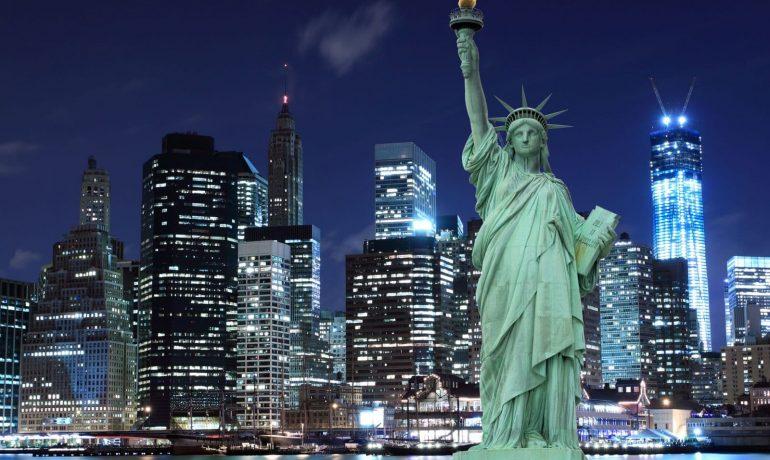 10 лучших мест в США для туристов