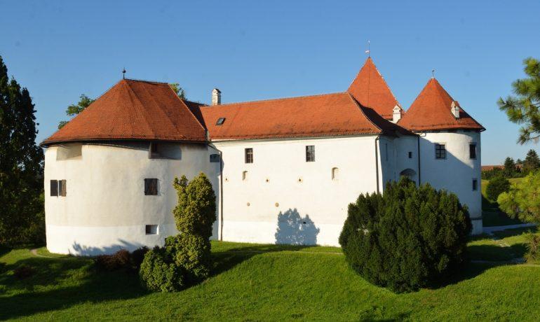 Вараждинский замок — пример обороны в ранге искусства