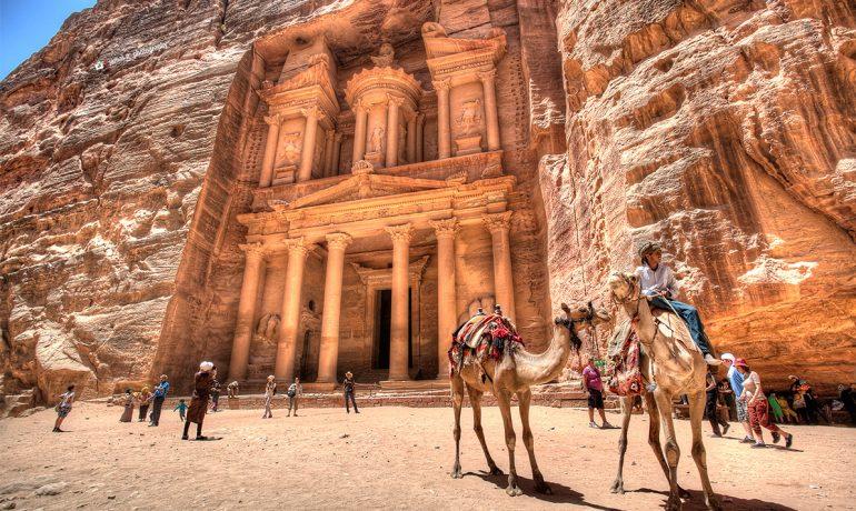 Тонкости Востока. Отдых в Иордании 2021