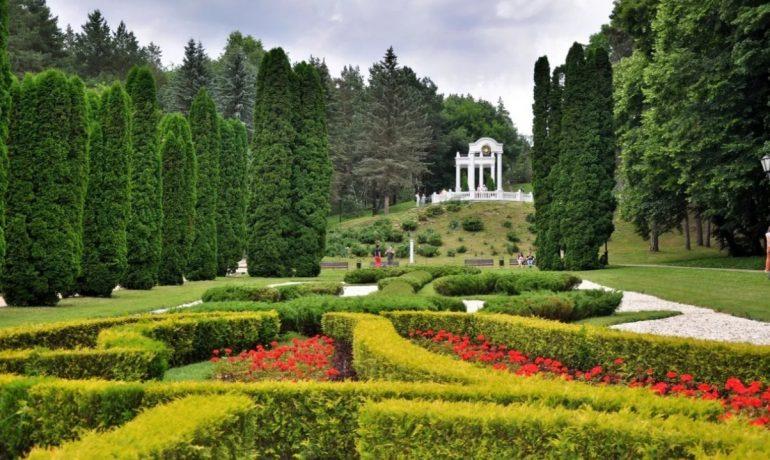 Достопримечательности Кисловодска: Долина Роз