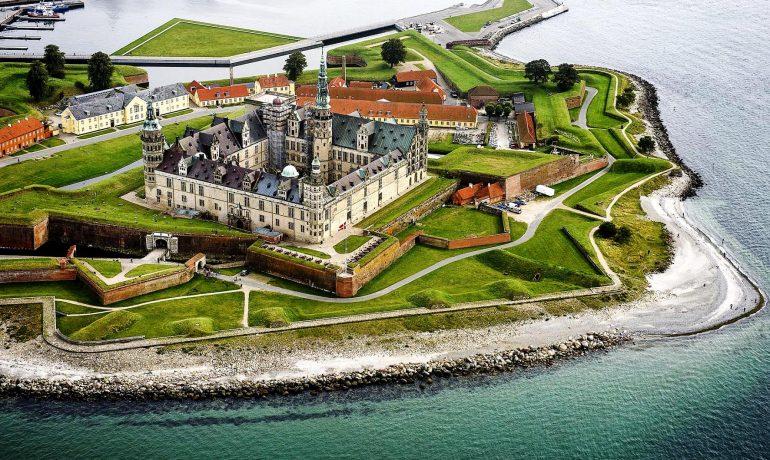 Крепость Кронборг, Дания