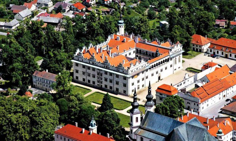 Литомишльский замок, Чехия