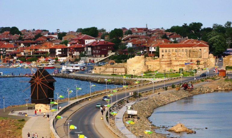 Древний город Несебр, Болгария