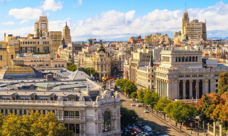 Мадрид - истинная испанская идентичность