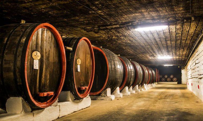 Молдова. Родина самых больших винных складов