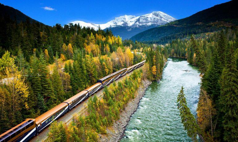 5 причин по которым вам стоит отправиться в тур по канадской железной дороге