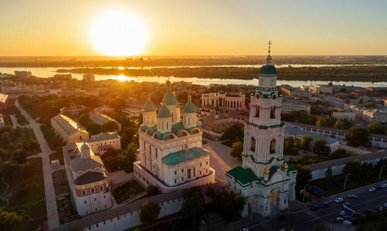Астраханский кремль: история и интересные факты
