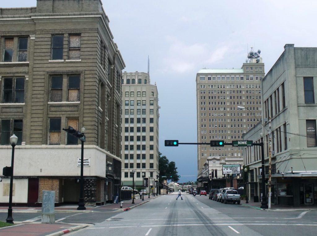 Путешествие по США, штат Техас, Бомонт, Порт-Артур