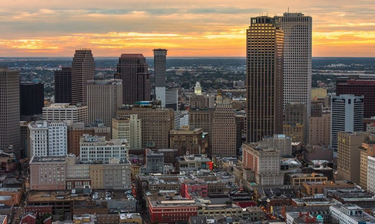 Новый Орлеан: город джаза в США