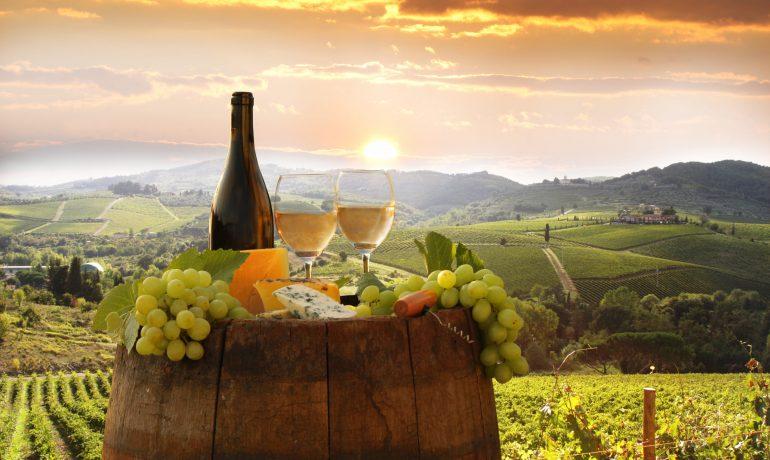 Лучшие осенние туры для любителей вина