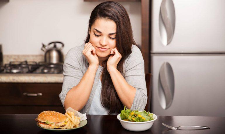 Влияние диеты на красоту