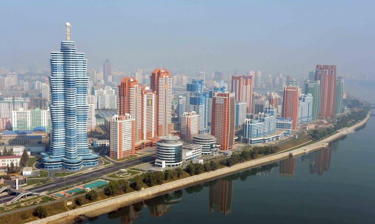 10 странных фактов о Северной Корее