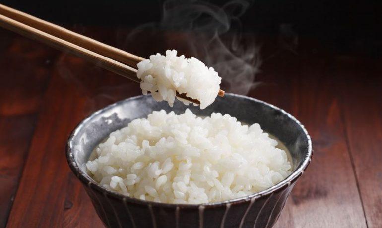 Использование риса в японской кухне