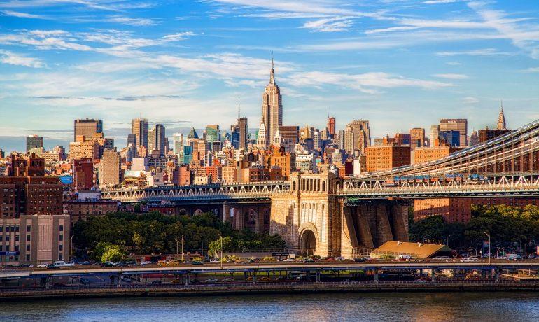 О достопримечательностях Нью-Йорка, США