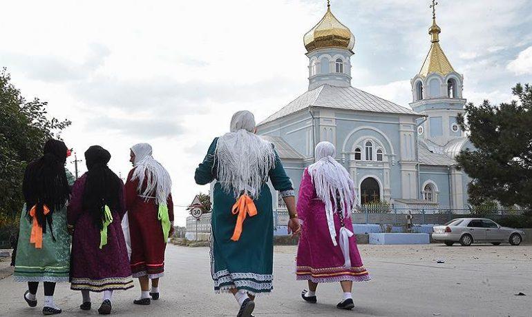 Посёлок Светлый, Гагаузия