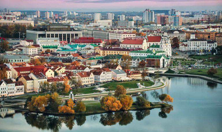Беларусь - край озёр