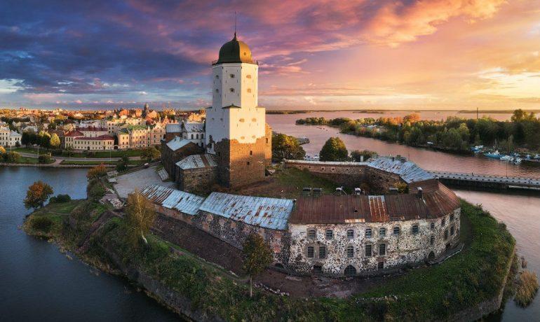 Выборгский замок: история создание и культурное значение главной достопримечательности города