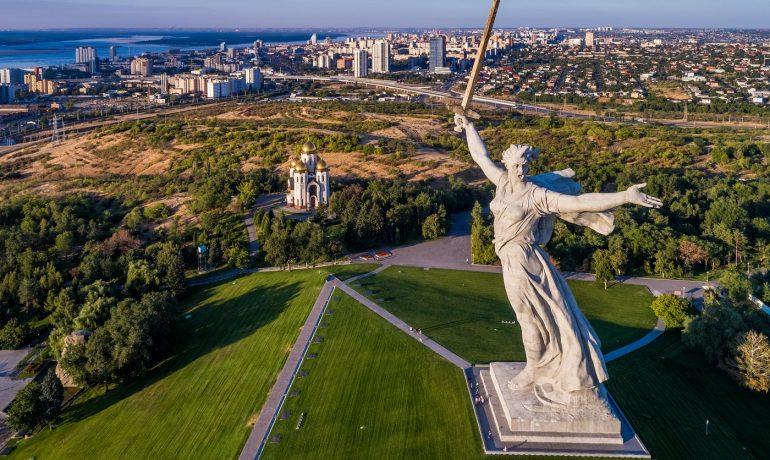 Волгоград: город с тремя именами