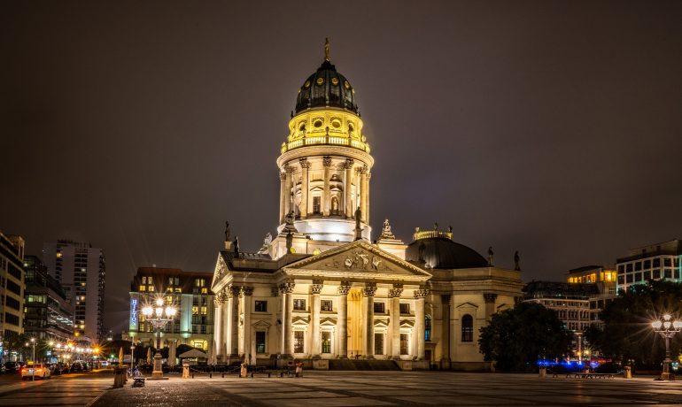 От Шинкеля до Фостера. Удивительная архитектура Германии