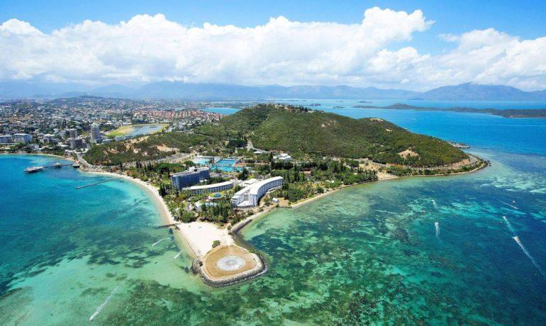 Лагуны Новой Каледонии, Франция