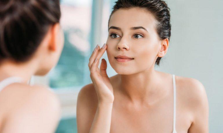 Уход за кожей лица женщине после 25 лет