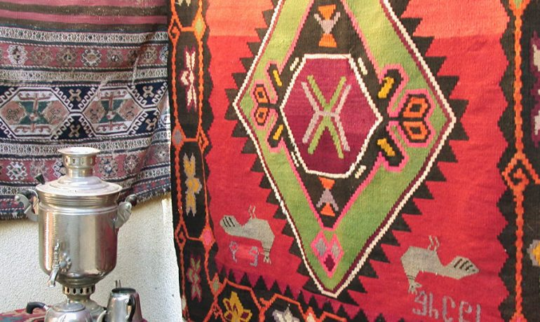 Музей ковра в селе Гайдар, Молдова
