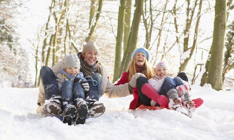 Отдых в городе: что делать с детьми зимой