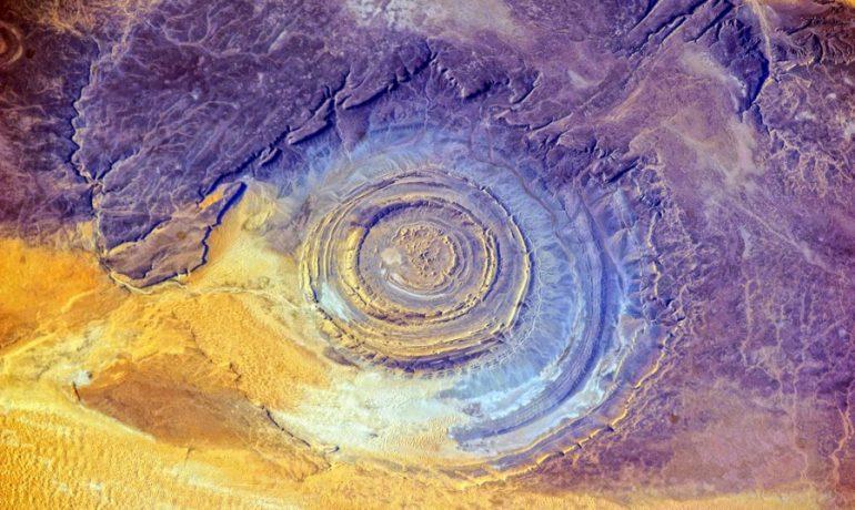 Фантастические снимки со спутника: ТОП-5 завораживающих мест на Земле, заметных из космоса