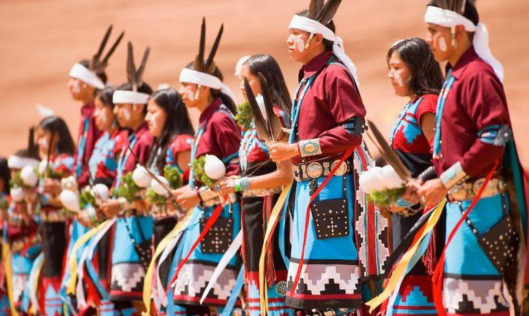 Достопримечательности индейских резерваций США