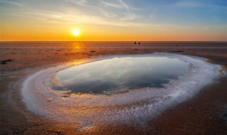 Баскунчак – одно из самых уникальных озер России