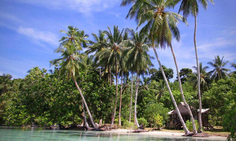Соломоновы острова - место, где много затонувших кораблей