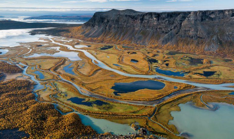 Лапония — Шведская Лапландия
