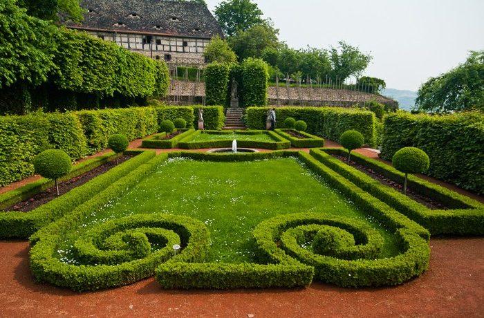 Национальная выставка садов в Германии 2021 года