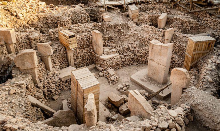 Гёбекли Тепе, Турция: история комплекса