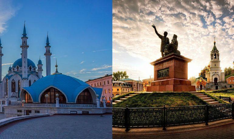 Нижний Новгород или Казань? Где комфортнее жить?