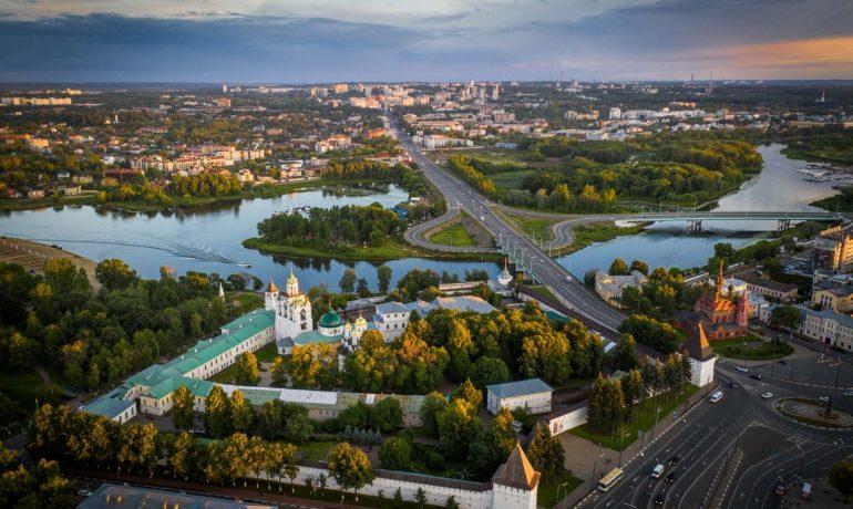 Золотое кольцо России: Ярославль - негласная столица Золотого кольца