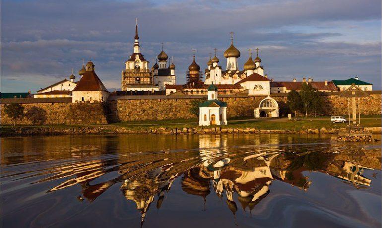 Соловецкий кремль: исторические факты и культурное значение для России