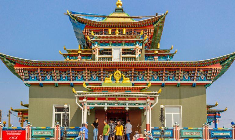 Культурное и историческое значение: Иволгинский буддийский дацан