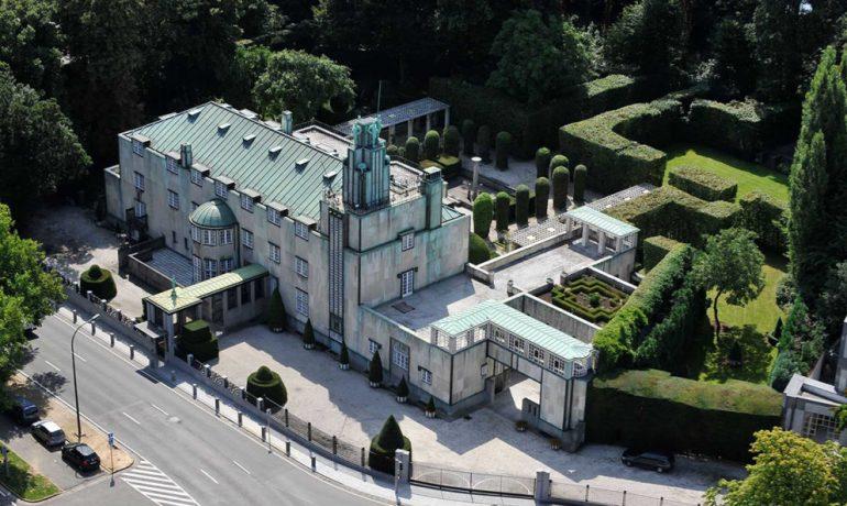 Дворец Стокле, Бельгия: архитектура и история