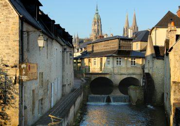 Город Байе, Франция: история, музеи и собор Богоматери