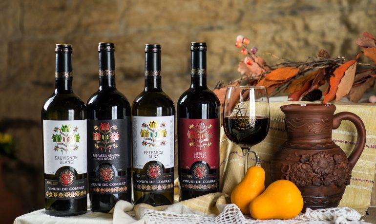 Винодельня «Vinuri de Komrat», Молдова
