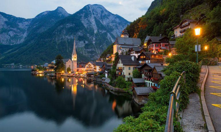 Путешествие по Гальштату: очаровательная деревня на берегу озера в Австрии