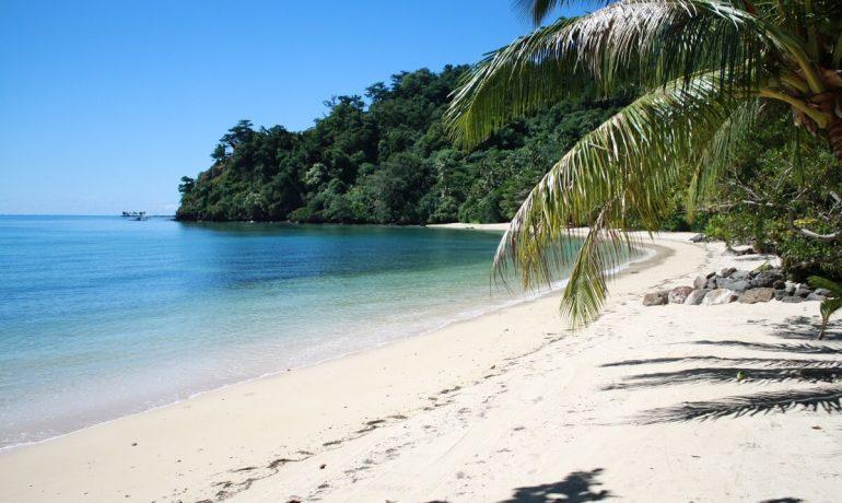 ТОП-6 лучших пляжей мира