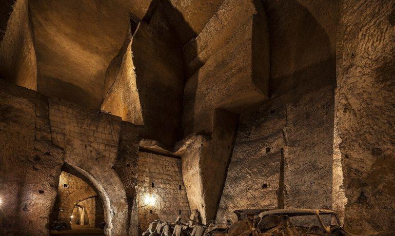 Галерея Бурбонов. Увлекательное путешествие в подземный Неаполь