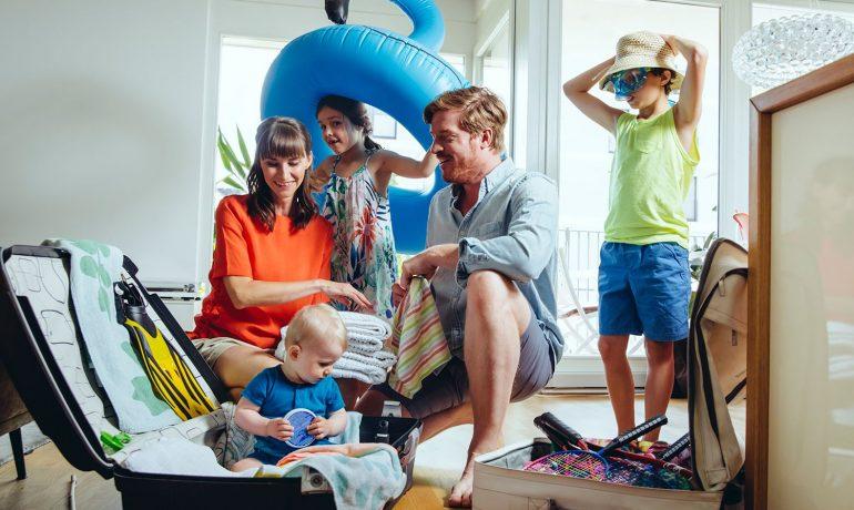 Как решить, когда отправиться в первую после пандемии семейную поездку?