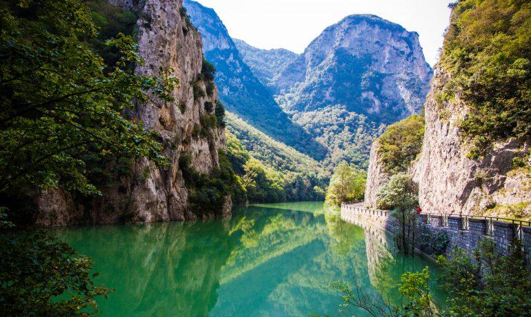 Гола дель Фурло, Италия: один из самых красивых каньонов в мире